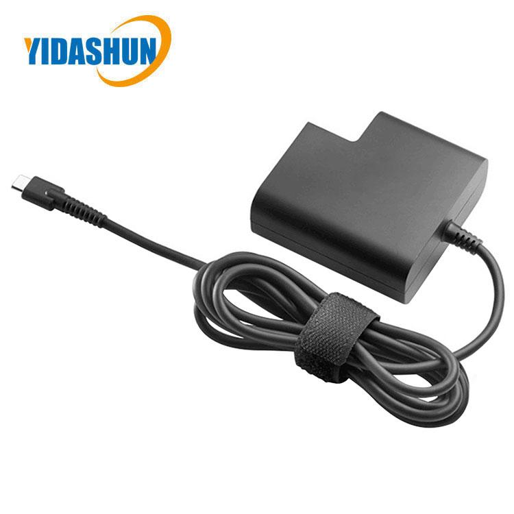 Chine Type C PD65W chargeur pour ordinateur portable