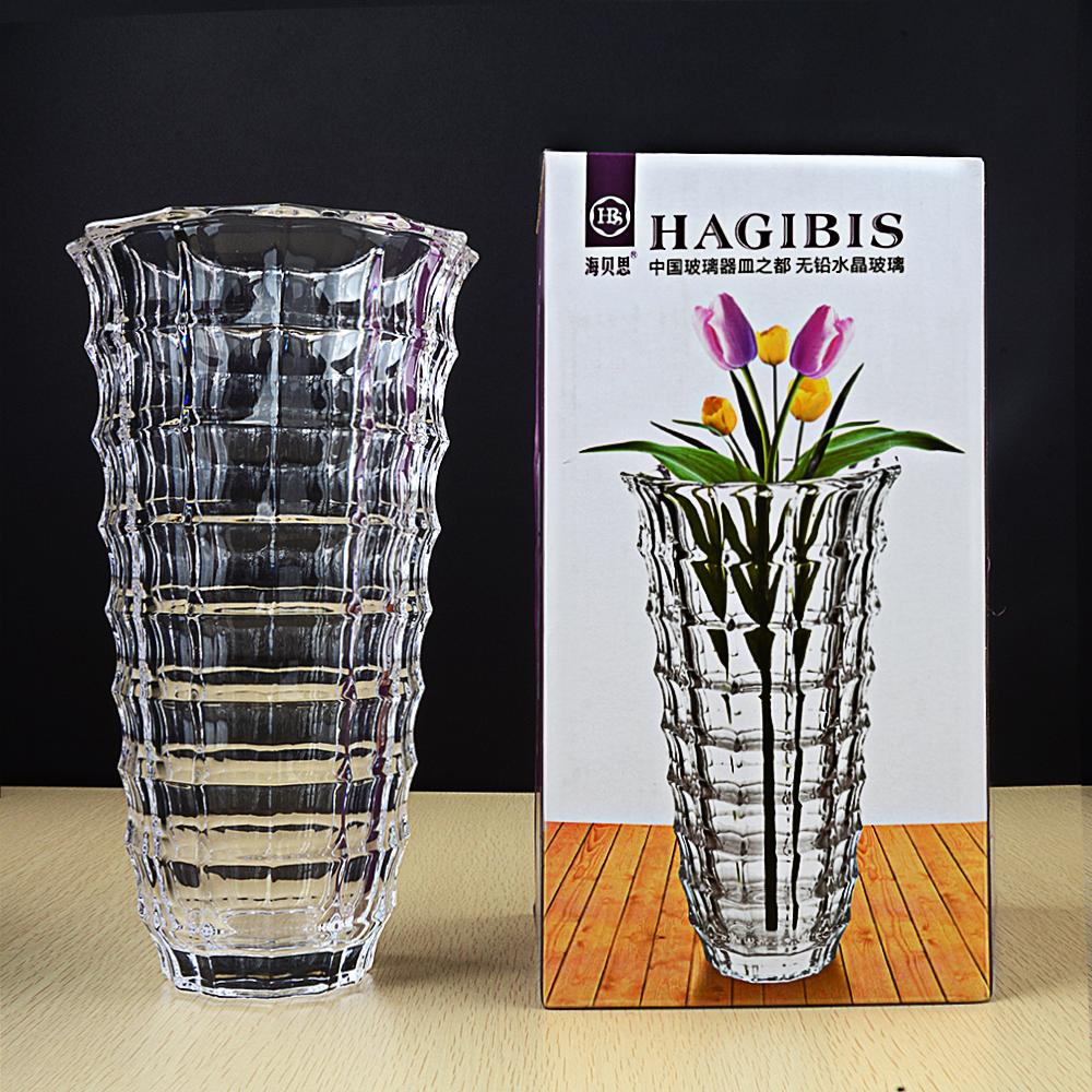 Дешевые стеклянные вазы для цветов
