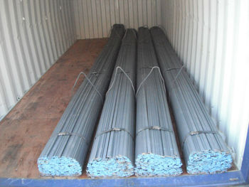HOT ROLLED FLAT BARS