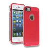 Phone Case/Cellphone Cover/Mobile Phone Housing for iPhone 5 5s Circular Hole Hybrid Soft TPU Case