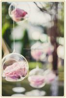 hanging glass candle holder for outdoor wedding decor/glass hanging tealight holder lantern/hanging glass lighting decor favors