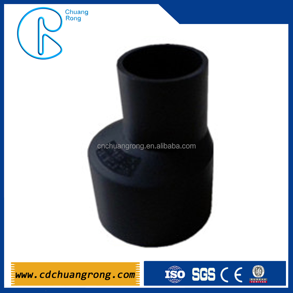 Waste Water Pipe Fittings Short Eccentric Reducer