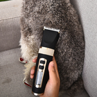 Professional Manufacture Cheap Electric Dog Grooming Kit, Rechargeable Pet Hair Trimmer, Pet Clipper Trimmer
