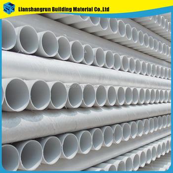 Small diameter plastic grey PVC pipe for government project  sc 1 st  Alibaba & Small Diameter Plastic Grey Pvc Pipe For Government Project - Buy ...