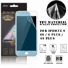 Promotion anti shock Full Screen Cover For iPhone 6 / 6s TPU screen protector film