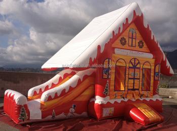 Casetta Di Natale Gonfiabile : Tipo di arco gonfiabile casa di panpepato natale buy gonfiabile