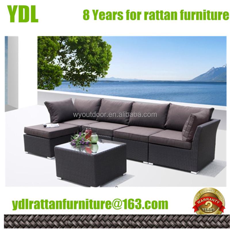 Venta al por mayor muebles de mimbre usados-Compre online los ...