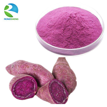 Purple Sweet Potato Extract Natural Anthocyanins Food Color - Buy ...