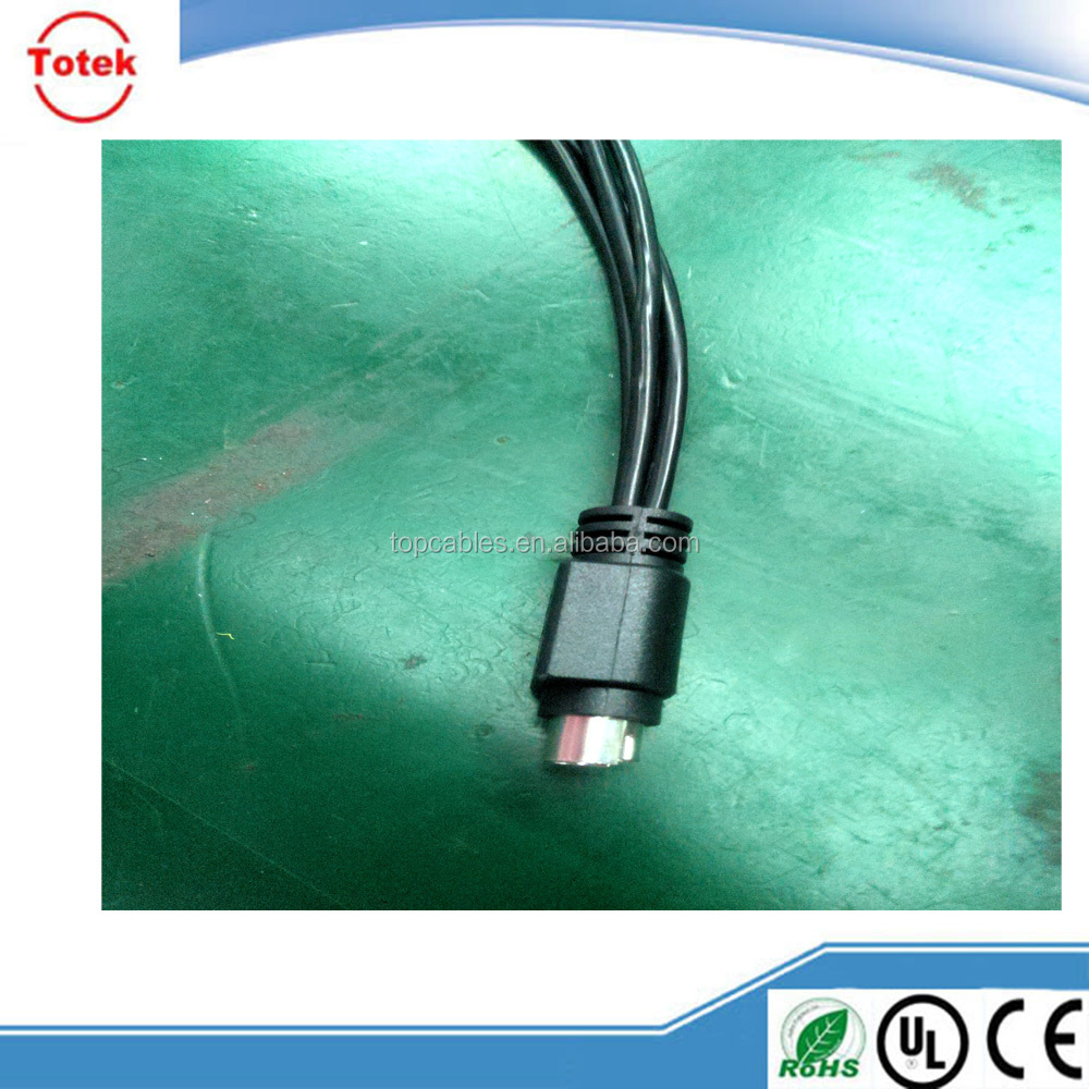 Mini Din Av Cable, Mini Din Av Cable Suppliers and Manufacturers at ...