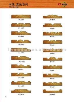 Captivating Decorative Wooden Mouldings