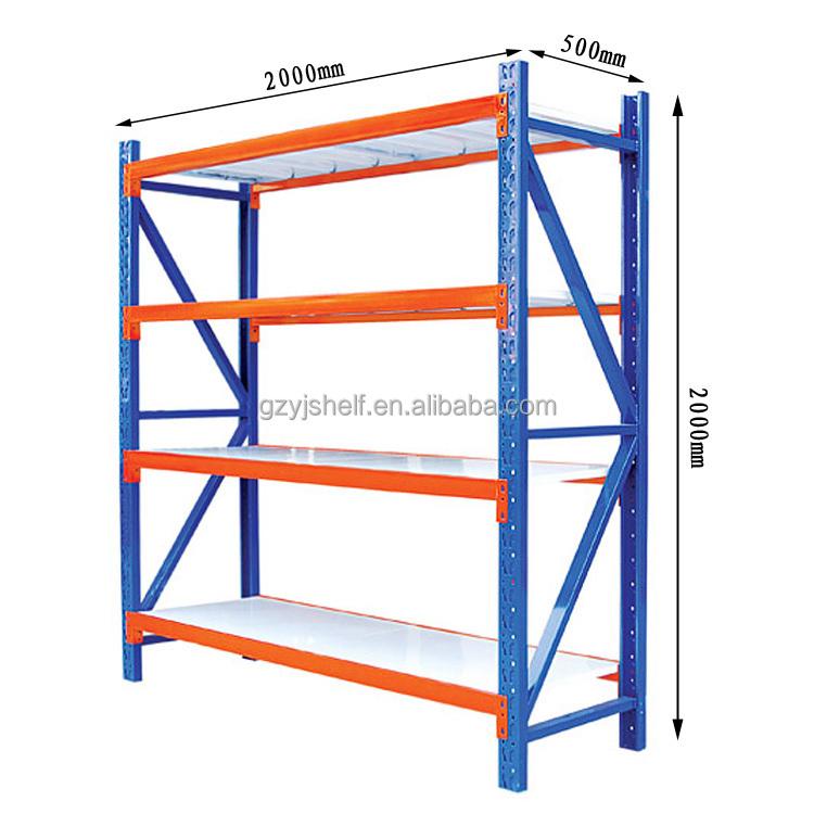 Heavy Duty Sheet Metal Rack/Metallic Heavy Duty Warehouse Rack,storage Rack /Warehouse