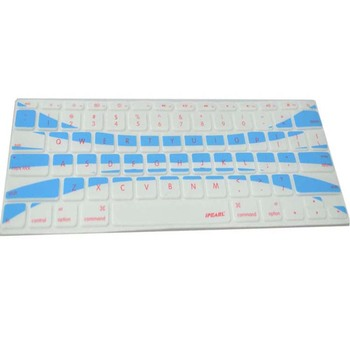Waterproof computer silicone keyboard cover