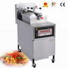 high quality pressure fryer used commercial fryers pressure chicken fryer for sale with oil pump