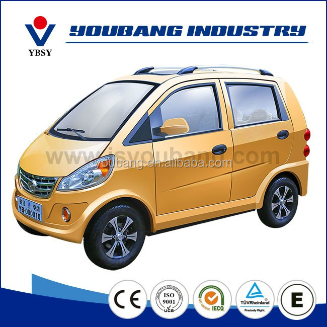 Ylbao Smart 4 Seats Eec Electric Car Made In China Buy Electric Car