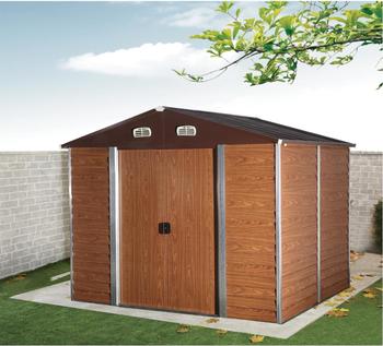 Hw 0506 Wood Horizontal Panel Apex Movable Diy Garden Metal Storage Sheds    Buy Shed,Storage Sheds,Metal Storage Sheds Product On Alibaba.com