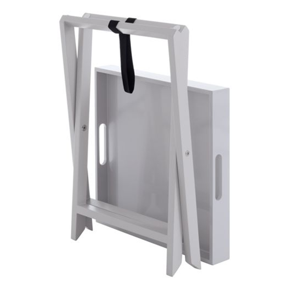 Moroccan Tv Plastic Folding Tray Table