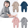 Alibaba Website Hot Sale Baby Boys Christening Outfits Carters Kids Romper