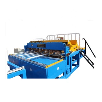 Automatic wire mesh welding  production machinery