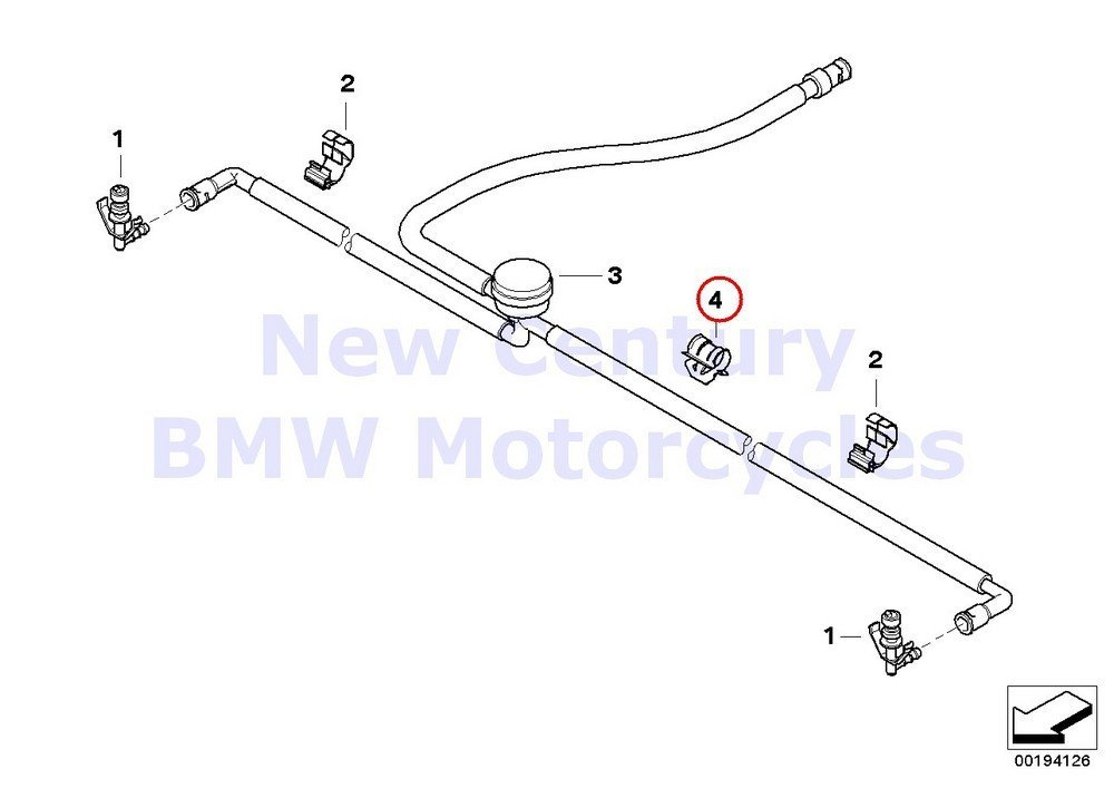 Wiring Diagram Bmw K1200gt