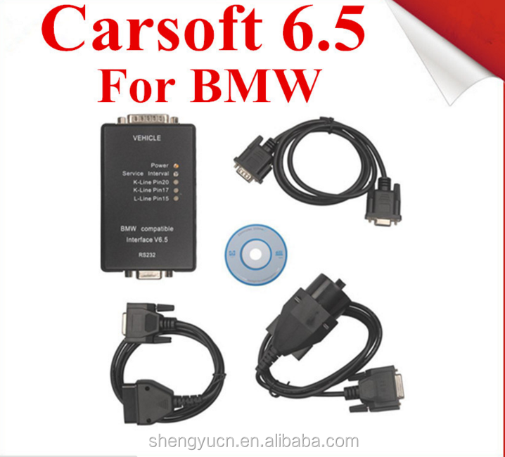 new B-M-W Carsoft 6.5 diagnostic tester