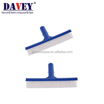 Swimming Pool Cleaning Equipment 10\'\'plastic Wall Brush - Buy Swimming Pool  Cleaning Equipment,10\'\'plastic Wall Brush,Mini Plastic Wall Brush Product  ...