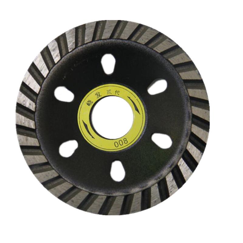 "7/"" 24 Seg Spiral Turbo Pro.Diamond Cup Wheel Concrete Masonry Grinding 5//8-7//8"