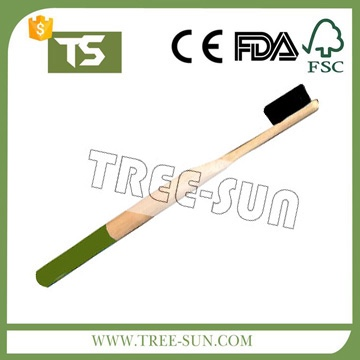 TR-ST001 cheap eco nature china wholesale custom <strong>bamboo</strong> toothbrush