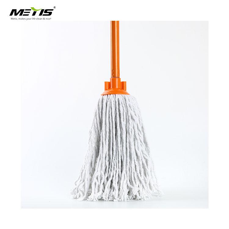 เหล็กจับ mop ผ้าฝ้ายสำหรับห้องน้ำทำความสะอาดง่าย