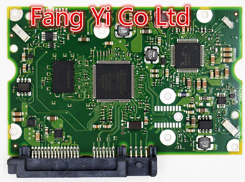 HDD PCB for Seagate Logic Board/Board Number:YPAJ-1 PCB 100643297 REV B/3298 H/ST2000NM0011/2TB/7200rpm