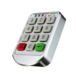 The Latest Technology Metal Electronic Safe Deposit Locker Lock