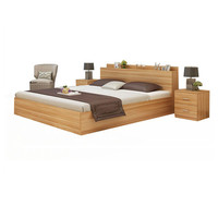Hot sale cheap 3star hotel bedroom furniture modern