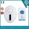 OEM/ODM available ABS plastic material bird loud wireless doorbell