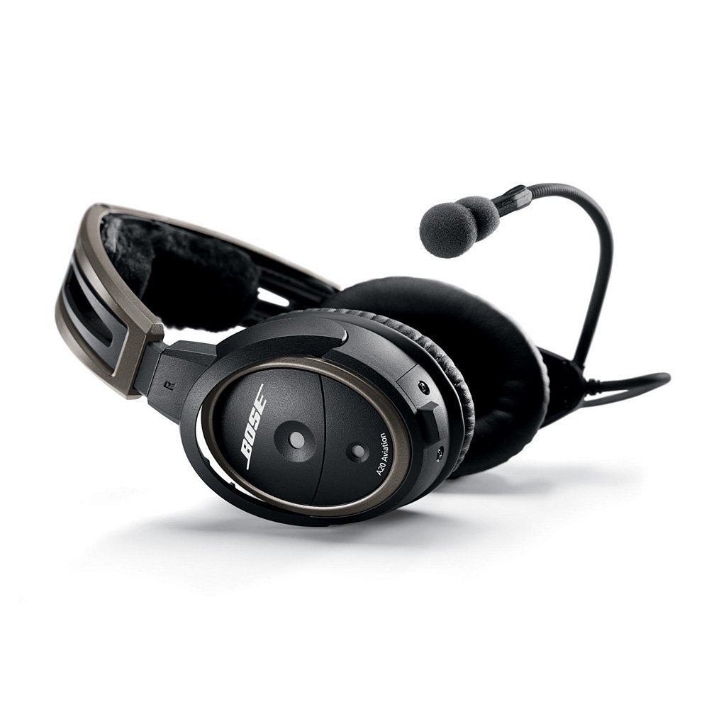 40695b5b38a Get Quotations · Bose A20 Aviation Headset (Battery-powered w Bluetooth