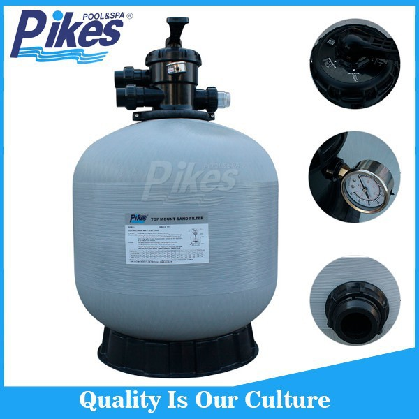 Anti Compaction Swimming Pool Sand Filter For Drip Irrigation System De Swimming Pool Filter