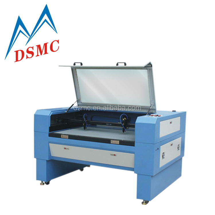 Guangzhou hot sale leather stone template making machine CO2 laser cutting and engraving machine