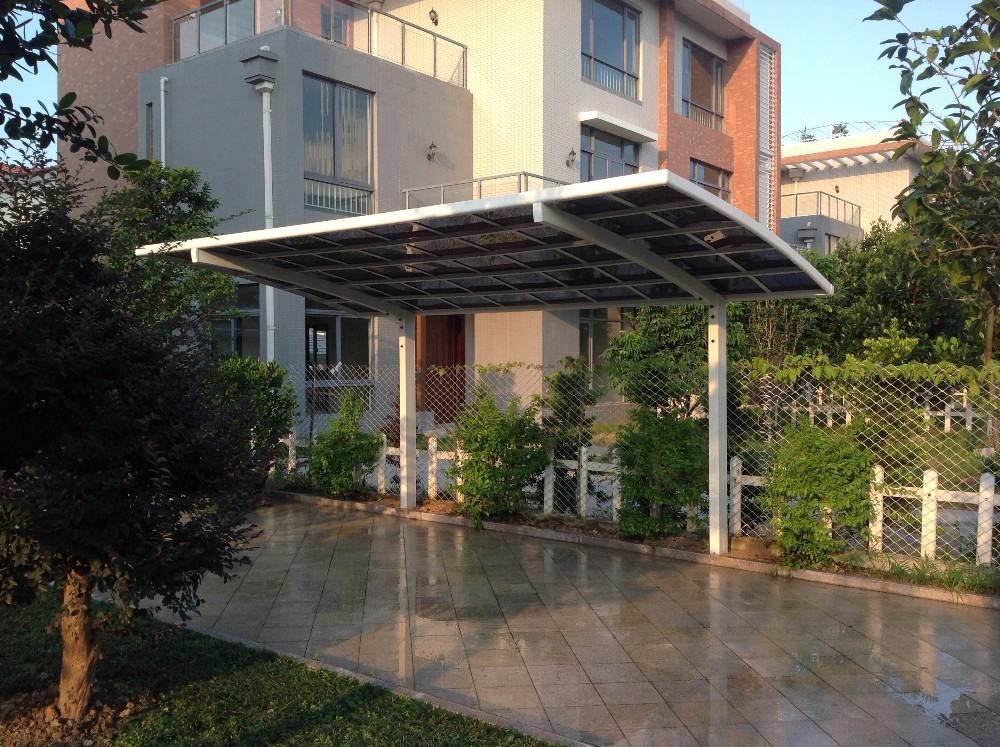 Canopies&carports,Garages Type And Aluminum Frame Material ...