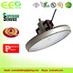 Factory direct selling 5 year warranty CE ROHS SAA UL approved e40 led high bay 150w