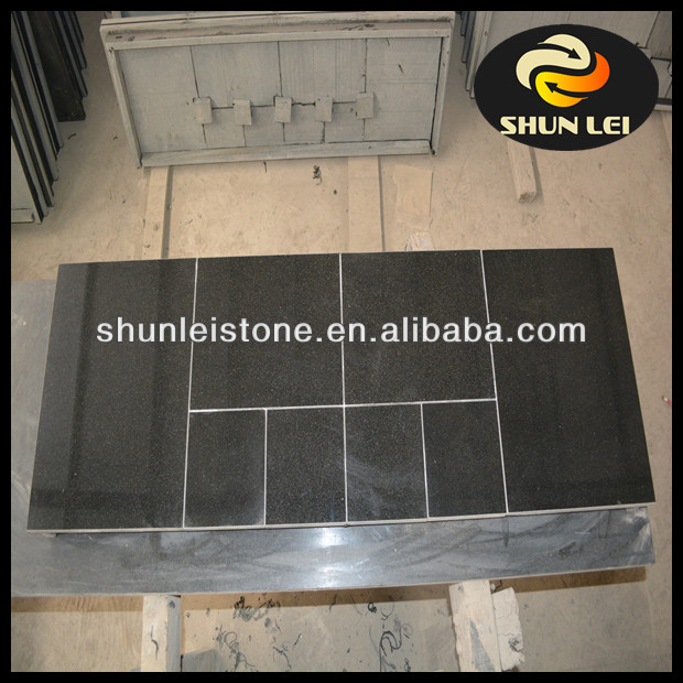 granite fireplace floor tile/ composite fireplace base