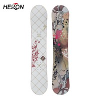 Chinese Good Flexible Custom Child Freestyle Clash Snowboard
