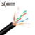 SIPU hot OEM sftp outdoor cat5 network cable with PVC