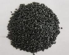 Black solid coal tar pitch bitumen
