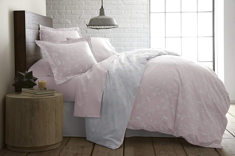 KESS InHouse Jillian Audrey Firework Black Pastel Twin Comforter 68 X 88