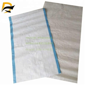 Made in China lamination pp woven flour bags for rice,grain,coffee bean packaging