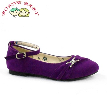 top fashion best online 100% genuine 2019 Hottest Style Purple Suede Beautiful Ladies Fancy Flat Pump Shoes For  Girls - Buy New Style Flat Girls Shoes,Shoes For Students Pumps ...