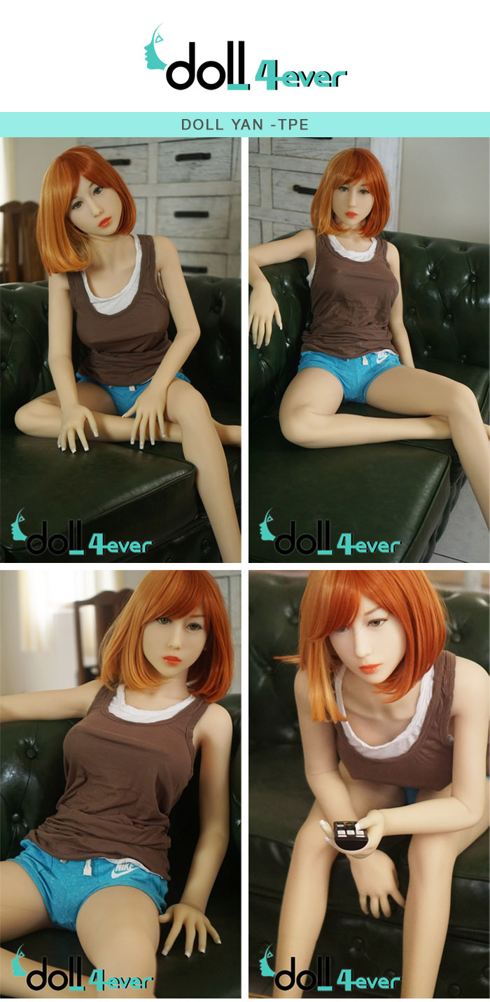 155cm SEX DOLL YAN-TPE Real Sex Doll for men
