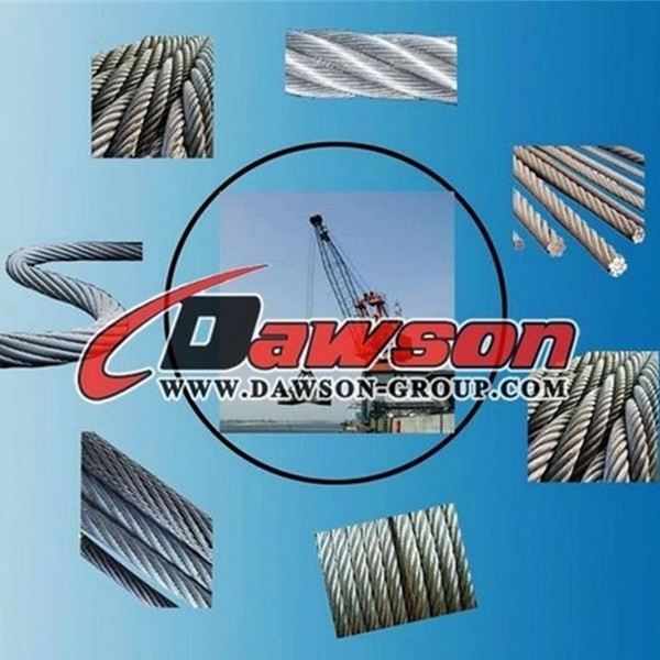 6x36 Iwrc Wire Rope, 6x36 Iwrc Wire Rope Suppliers and Manufacturers ...