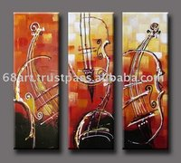 100% original creation Canvas Oil Painting Abstract Oil Painting for