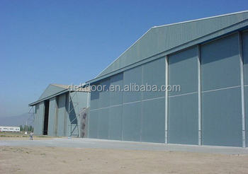 Automatic Big Warehouse Sliding Door