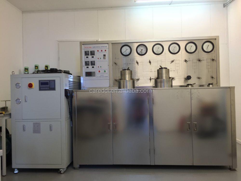 cannabis extractor machine