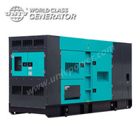 UNIV brand factory direct sale perkins diesel engine 500kva silent diesel generator with competitive price